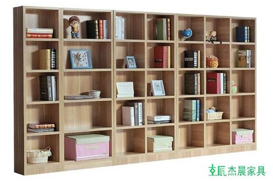 书柜的种类有很多,材质,款式等也有很多种,书柜基本有书架和柜子两种图片