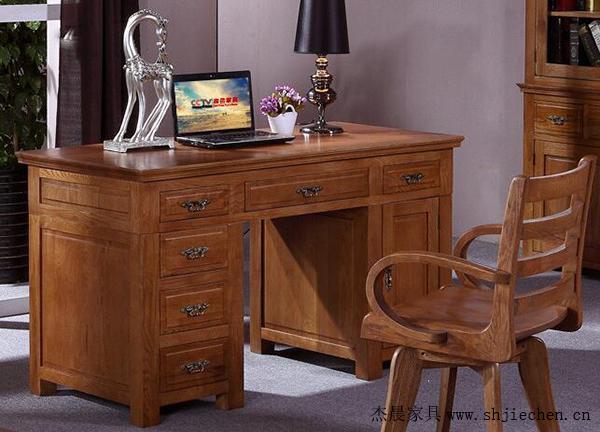 办公家具中的珍品-实木办公桌