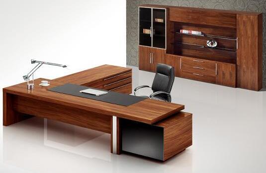 上海办公家具厂教你实木办公桌的选择