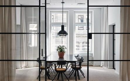 什么样的办公家具搭配能带来自由感?