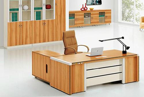 办公家具配套推荐:暖暖枫木冬日的风格