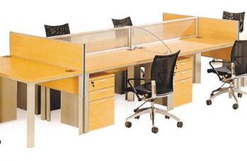 上海办公家具桌面屏材质的选择