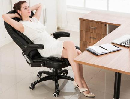 怎样选购一把舒适的办公椅?