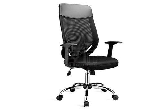 人体工学电脑椅、员工椅-YGY001