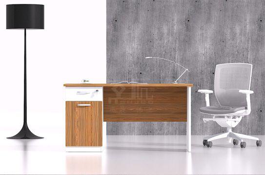 沐曦系列板式办公桌-MZ01