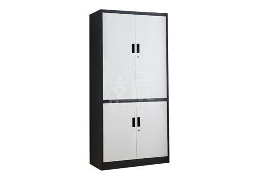 K10-K7开门柜双节-钢制文件柜