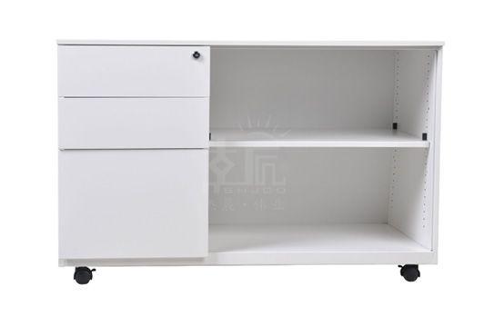 FP-右无门侧开组合柜-钢制文件柜