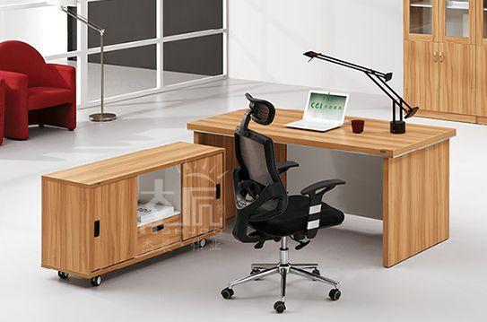 沐曦系列板式办公桌-MZ18