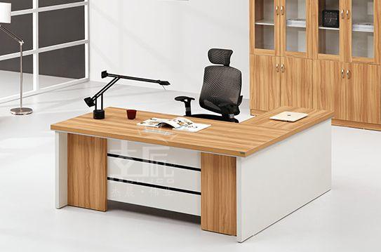沐曦系列板式办公桌-MZ19