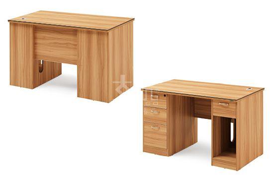 沐曦系列板式办公桌-MZ04