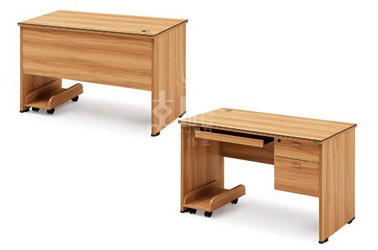 沐曦系列板式办公桌-MZ03