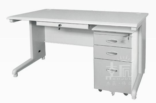 钢制空架办公桌-gzzh003