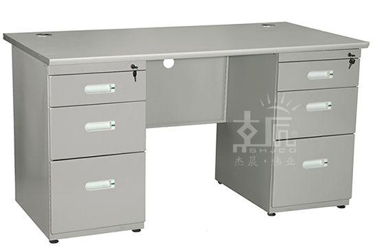 六斗钢制办公桌-gzzh018