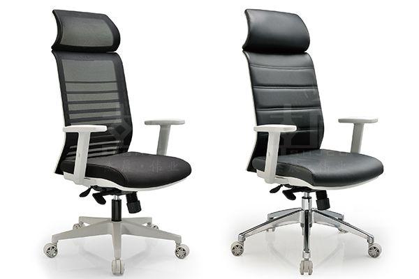 电脑椅-现代大班椅-网布椅-WBDBY004