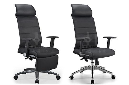电脑椅-现代大班皮椅-PZDBY005