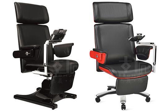 电脑椅-现代大班椅-环保办公科技椅-KJDBY001