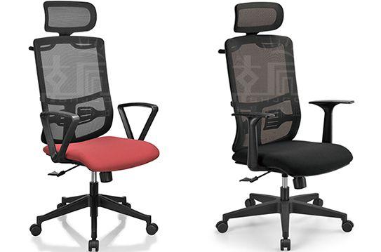 办公椅(网布)-ZGWBY002