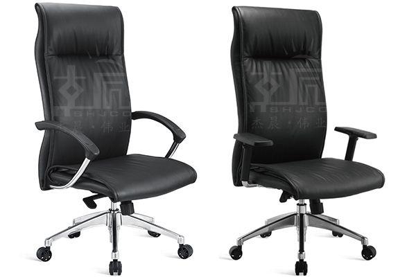 办公椅(皮质)-ZPZZC169