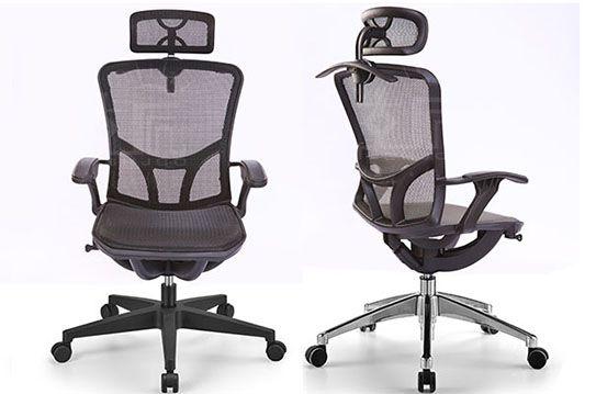 办公椅(网布)-ZGWBY005