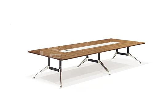 圆融系列板式会议桌-MH004