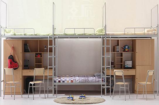 双梯四人公寓床-GYC006