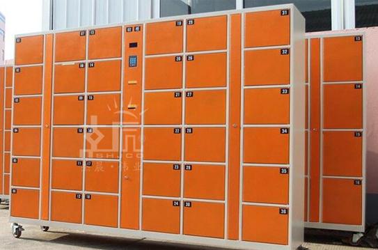 勇敢系列防水书包柜-SBG001