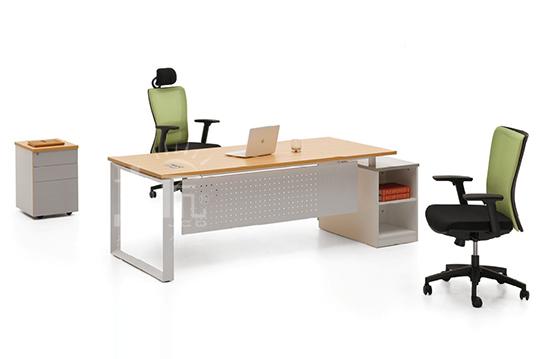 美良系列板式办公桌-BSZ003