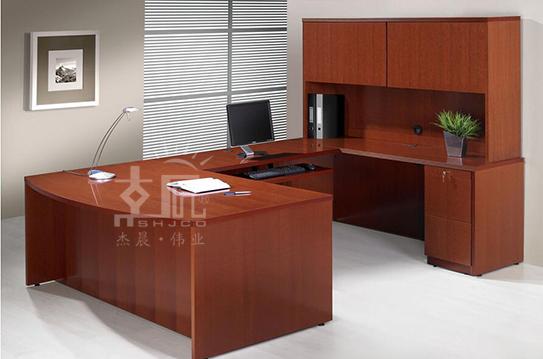 红岚系列板式大班桌-BSZ006