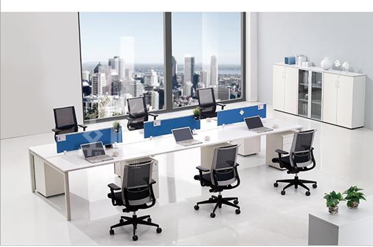 明叶系列屏风办公桌-PFZ034