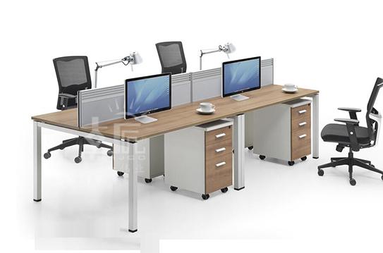 兰非系列屏风办公桌-PFZ035