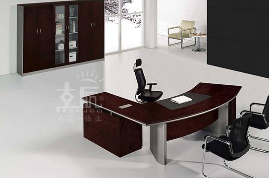 怡晨系列板式办公桌-BSZ011