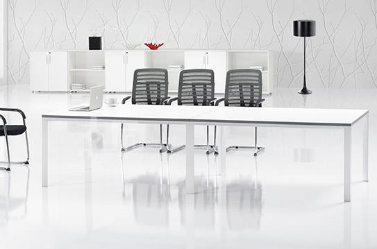 立方系列板式会议桌-BH023