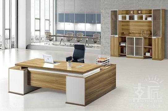 板式办公桌-BSZ015
