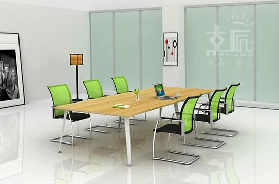 飞角系列板式会议桌-BH025