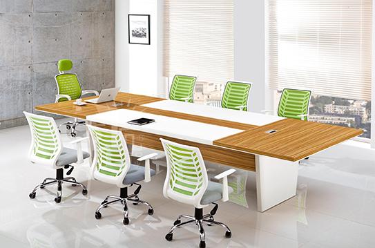 莱德系列板式会议桌-BH028
