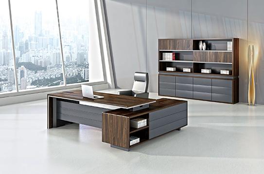 朗德板式办公桌-BSZ019
