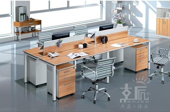 雅特屏风办公桌-PFZ057