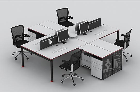 屏风办公桌-PFZ061