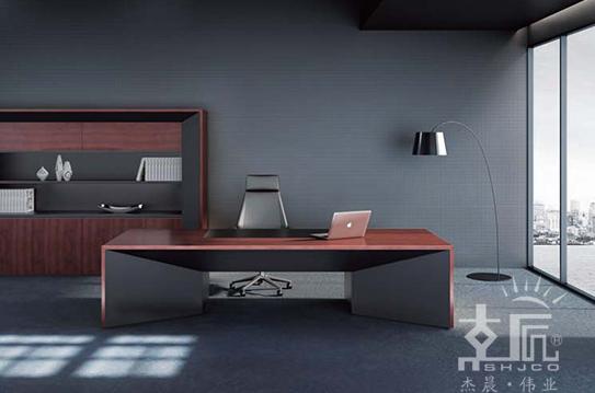尚丰板式办公桌-BSZ026