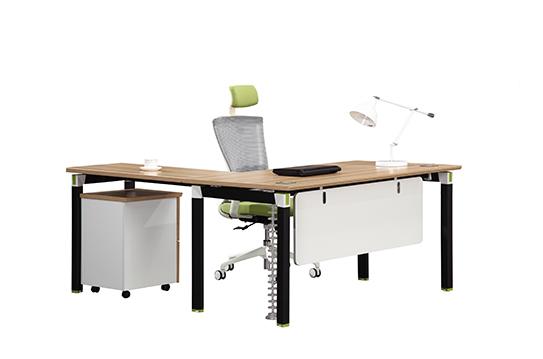 板式办公桌-BSZ033