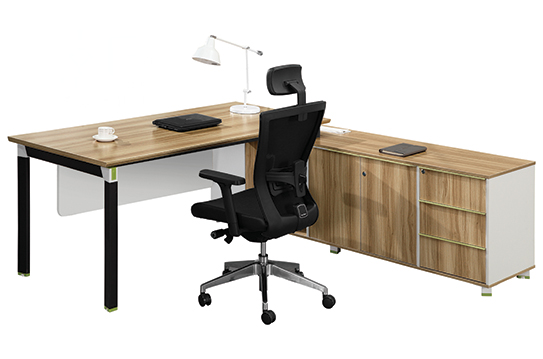 板式办公桌-BSZ034