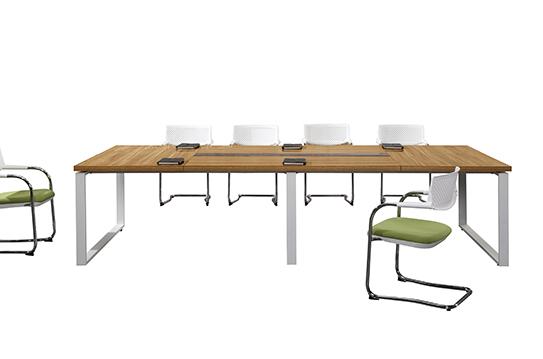 华玉板式会议桌-BH033