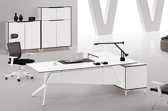板式办公桌-BSZ040