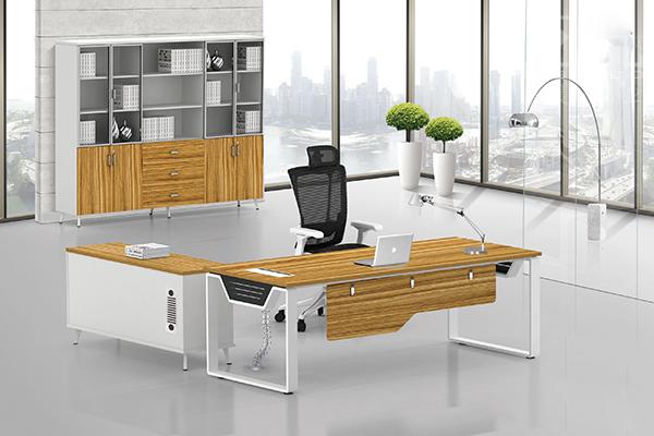 板式办公桌-BSZ041