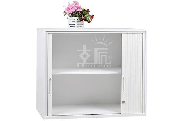 文件柜-上置卷门柜(2层)-JMG005