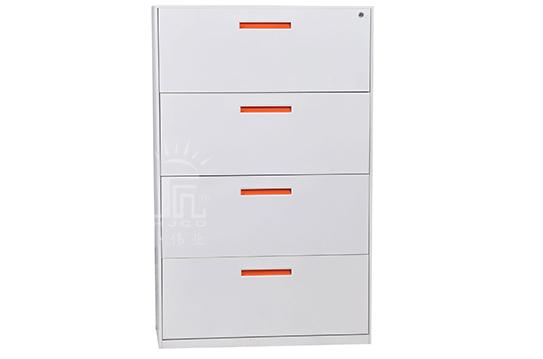 文件柜-四抽理想柜(钢制)-LXG001
