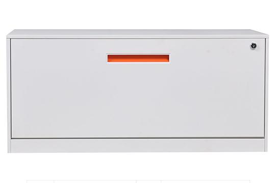 文件柜-单抽理想柜(钢制)-LXG004