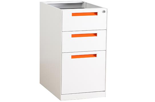 文件柜-无顶固定柜(钢制)-GDG001