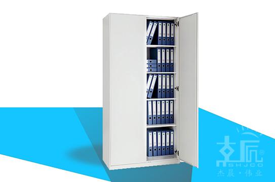 钢制文件柜-常规开门柜(5层)