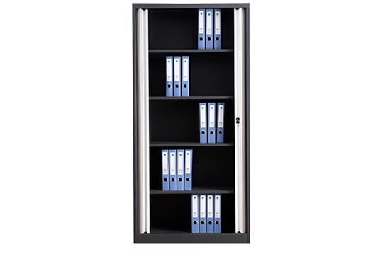 钢制文件柜-卷门柜(全开门)-JMG007